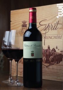 Château de Parenchère - Château de Parenchère - 2017 - Rouge