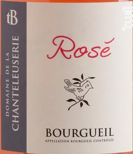 Rosé - Domaine de La Chanteleuserie - 2018 - Rosé