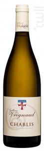 CHABLIS AOC - Domaine Guillaume Vrignaud - 2019 - Blanc