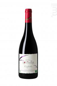 Elytres - Sans sulfites ajoutés - Château des Coccinelles - 2019 - Rouge