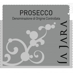 La Jara - Prosecco Doc - La Jara - Non millésimé - Effervescent