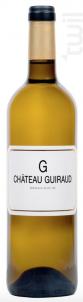 G de Guiraud - Château Guiraud - 2019 - Blanc