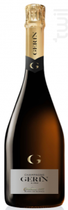 Blanc de Blancs - Champagne Gerin - 2011 - Effervescent