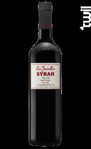 Syrah - Les Jamelles - 2019 - Rouge