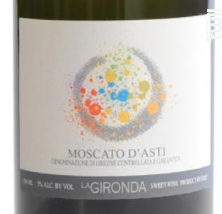 La Gironda - Moscato d'Asti - La Gironda - 2018 - Effervescent