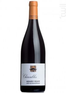 Chiroubles - Domaine Henry Fessy - 2011 - Rouge