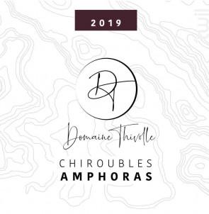 Chiroubles Amphoras - Domaine Thivolle - 2019 - Rouge
