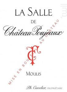 La Salle de Château Poujeaux - Château Poujeaux - 2007 - Rouge