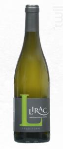 Tradition - Les Vignerons de Tavel & Lirac - 2020 - Blanc