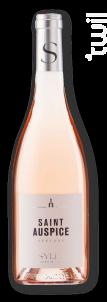 Saint Auspice - Les Vins de Sylla - 2020 - Rosé