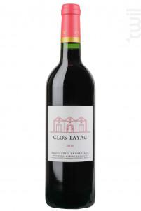 Clos Tayac - Chateau Pleyssac-Tayac - 2016 - Rouge