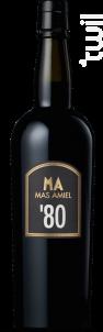 Millésime 80' - Mas Amiel - 1980 - Rouge