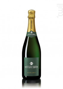 Champagne Boucant Thiery Extra-Brut - Champagne Emmanuel Boucant - Non millésimé - Blanc