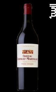Lespault-martillac Rouge - Château Lespault-Martillac - 2015 - Rouge