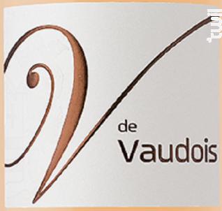 V de Vaudois - Château Vaudois - 2018 - Rosé