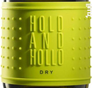 Hold & Hollo Dry - Furmint, Harslevelu, Muscat, Zeta - HOLDVÖLGY - 2016 - Blanc