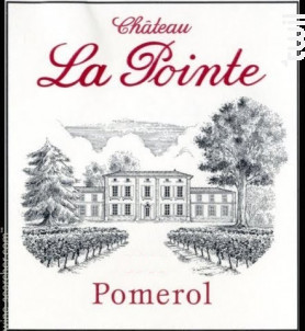 Château La Pointe - Château La Pointe - 2019 - Rouge