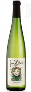 Pinot Gris - Jean Huttard - 2017 - Blanc