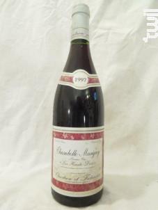 Chartron Et Trébuchet - Chartron Et Trebuchet - 1997 - Rouge