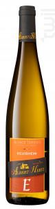 Pinot Gris Vieilles Vignes - Albert Hertz - 2016 - Blanc