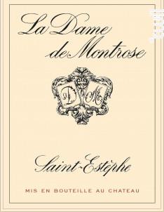 La Dame de Montrose - Château Montrose - 2015 - Rouge