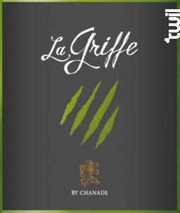 La Griffe - Domaine de la Chanade - 2018 - Blanc