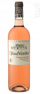 Château Le Grand Verdus - Château le Grand Verdus - 2019 - Rosé