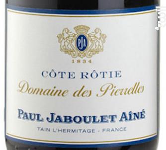 Domaine des Pierrelles - Paul Jaboulet Aîné - 2015 - Rouge