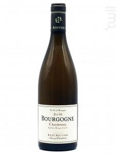 Bourgogne Blanc - Domaine René Bouvier - 2016 - Blanc