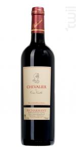 Chevalier - Château Terre Vieille - 2018 - Rouge