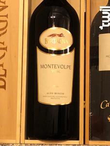 Montevolpe Rosso - BERTAGNA - Non millésimé - Rouge