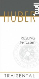 Terrassen - riesling - HUBER - 2017 - Blanc