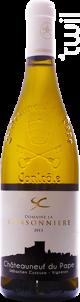 Châteauneuf Du Pape - Domaine la Consonnière - 2016 - Blanc