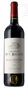 Château Puy Rigaud - Château Puy Rigaud - 2011 - Rouge