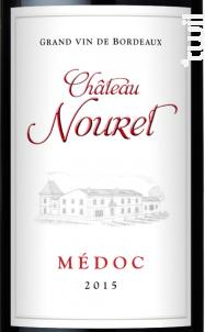 Château Nouret - Château Nouret - 2015 - Rouge