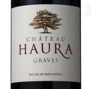 Château Haura - Denis Dubourdieu Domaines - 2013 - Rouge