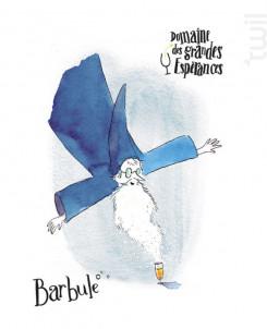 Barbule - Maison SAGET LA PERRIERE - Domaines des Grandes Espérances - Non millésimé - Effervescent