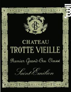 Château Trottevieille - Château Trottevieille - 2012 - Rouge