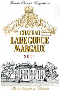 Château Labégorce - Château Labégorce - 2011 - Rouge