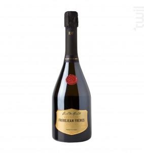 Cuvée des Hussards - Champagne Frerejean Frères - 2012 - Effervescent