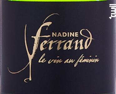 Crémant de Bourgogne Blanc de Blancs - Domaine Nadine Ferrand - Non millésimé - Effervescent