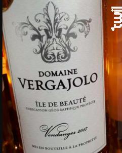Domaine Vergajolo - Vins Breban - 2017 - Rosé