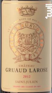 Château Gruaud Larose - Château Gruaud-Larose - 2018 - Rouge