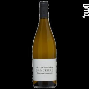Le Clos de Bannon - Domaine Fouassier - 2018 - Blanc
