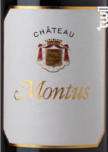 Château Montus - Château Montus - 2013 - Rouge