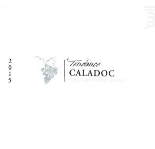 Tendance Caladoc - Le Clos Saint Michel - 2019 - Rosé