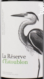 La Réserve - Château d'Estoublon - 2018 - Rouge