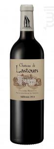 Château de Lastours - Grande Réserve - Château de Lastours - 2014 - Rouge