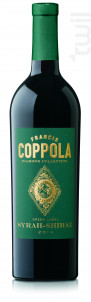 Diamond Collection - Syrah-Shiraz - FRANCIS FORD COPPOLA WINERY - 2015 - Rouge