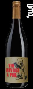 Vin Sauvage à Poil - Château de la Terrière - 2018 - Rouge